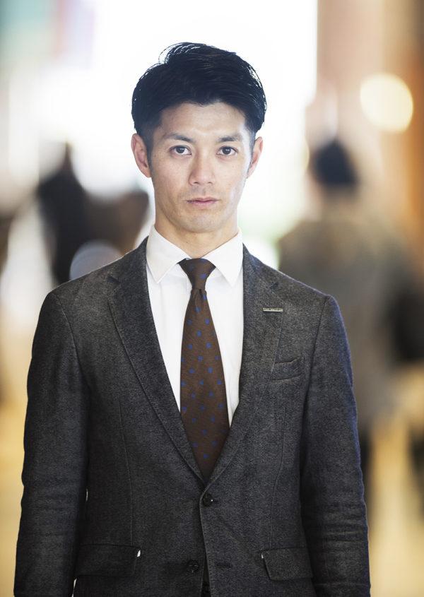 木村 太郎 2012年入社 営業部