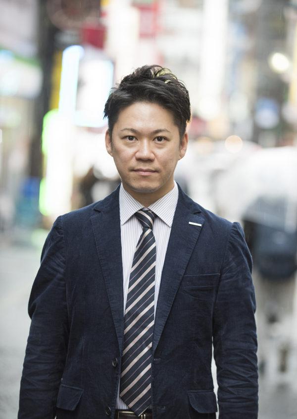 溝下 雄人  2017年入社 営業部